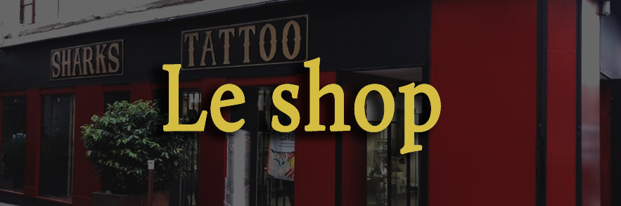 shop tattoo Saint-Etienne