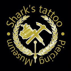 sharks tattoo saint étienne